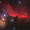 The Horse Head Nebula Complex - Orion Constellation