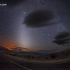 Zodiacal Light - Death Valley - California