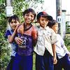 Kham Duc Children
