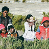Bolivian Village Children
