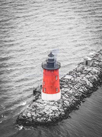 Delaware lighthouses