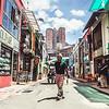 Back Streets of Bogotá