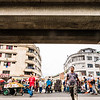 Underpass of Medellin
