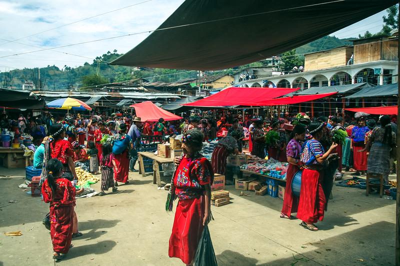 Chajul Market