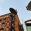 Warehouse Satellites