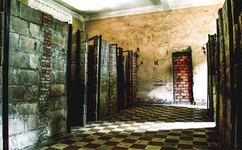 Prison Toilets