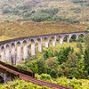 Curve of the Glenfinnan Viaduct