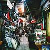 Abandoned Market Parts