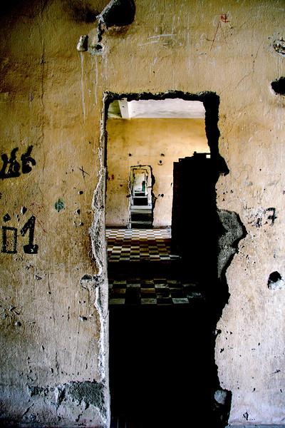 Through the Doorways of a Prison