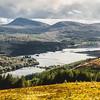 A View Over Loch Quoich