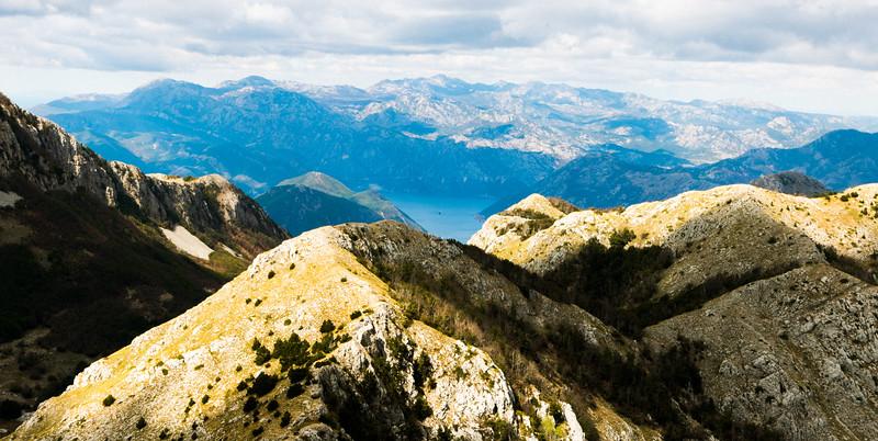 Kotor Mountains