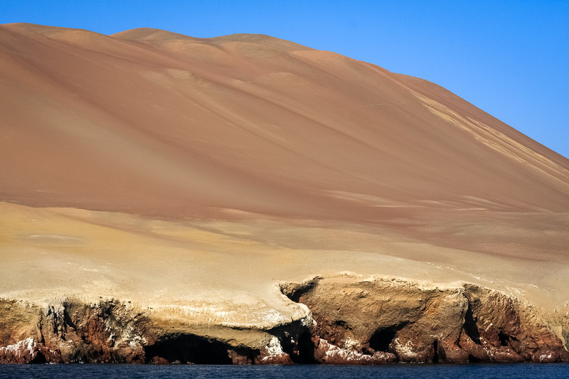 Sand Dunes of Islas Ballestas