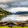 View Over Loch Duich