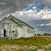 Prairie Schoolhouse - Hemingford Nebraska