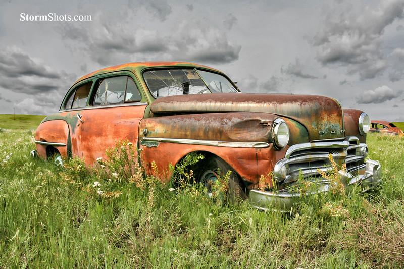 Rustic Dodge - Blunt South Dakota