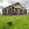 Old Schoolhouse - Blunt South Dakota