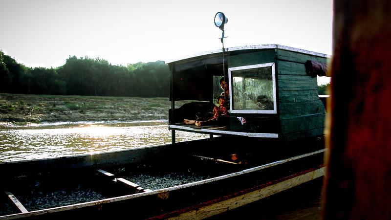 Tug Boat Refuge