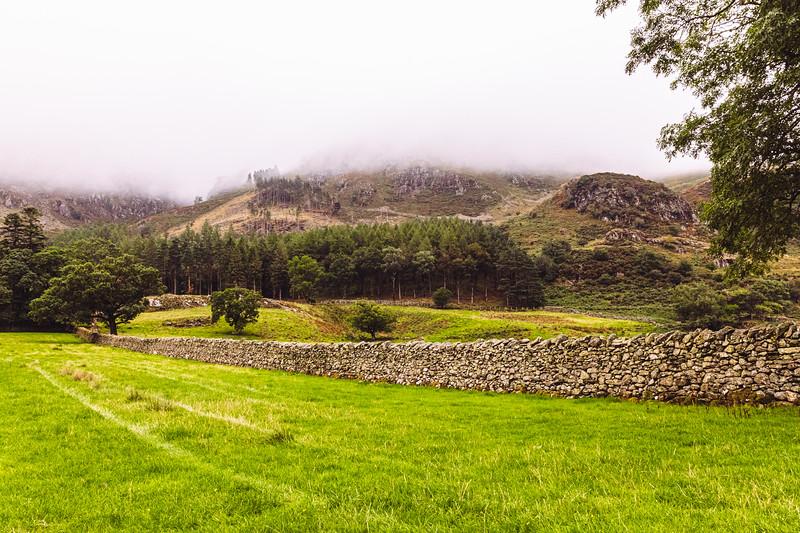 Lake District Roman Wall