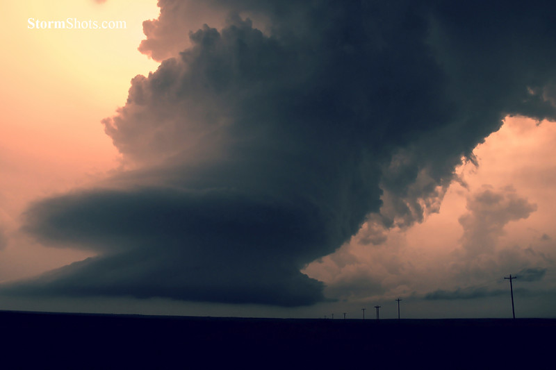 Dusky Supercell
