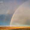 Double Rainbow, Estelline, Texas