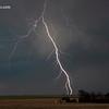 Lightning at Dusk - Kanarado Kansas