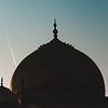 Dome of the Taj Mahal