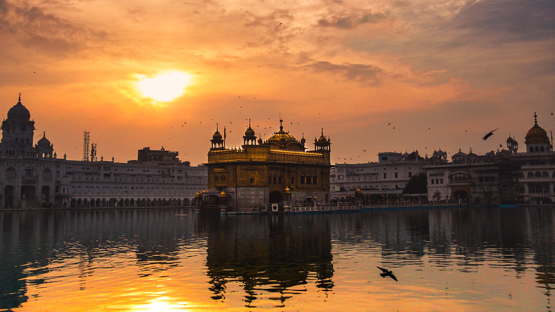 The Golden Temple