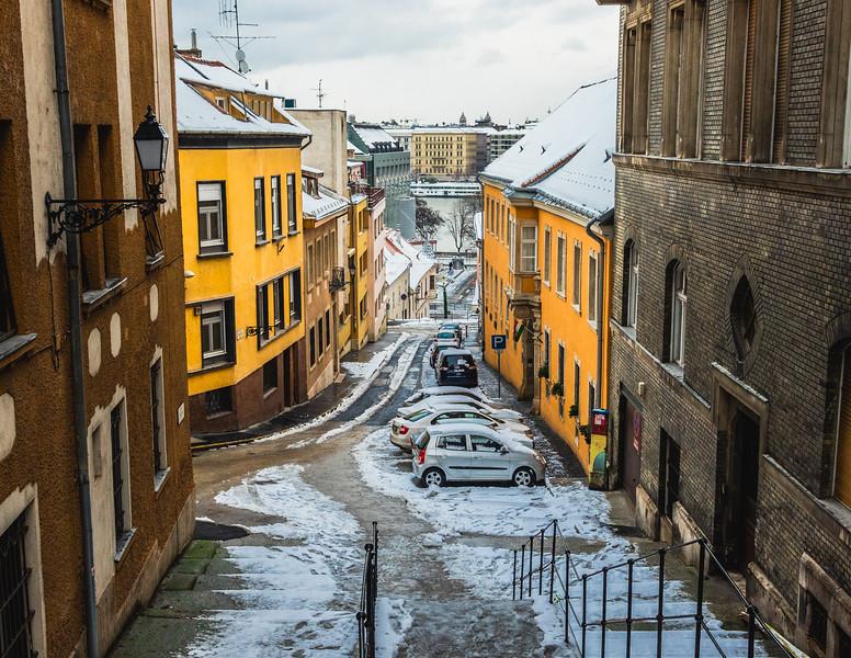 Budapest Backstreets