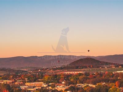 Harrisonburg sunrise