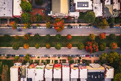Fall in RVA