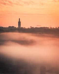 Foggy Carillon