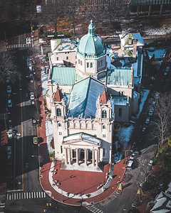 The Cathedral of the Sacred Heart