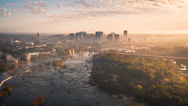 RVA sunrise
