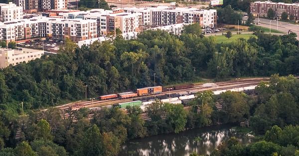 RVA trains/bridges