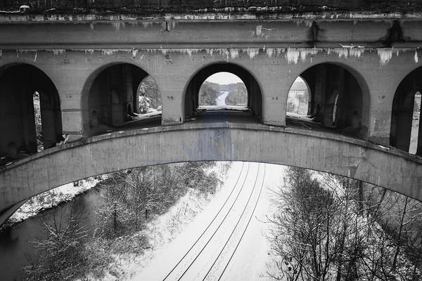 Train Bridge views