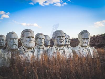 Presidents Park (ret)