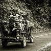 Vietnamese Workers Commuting