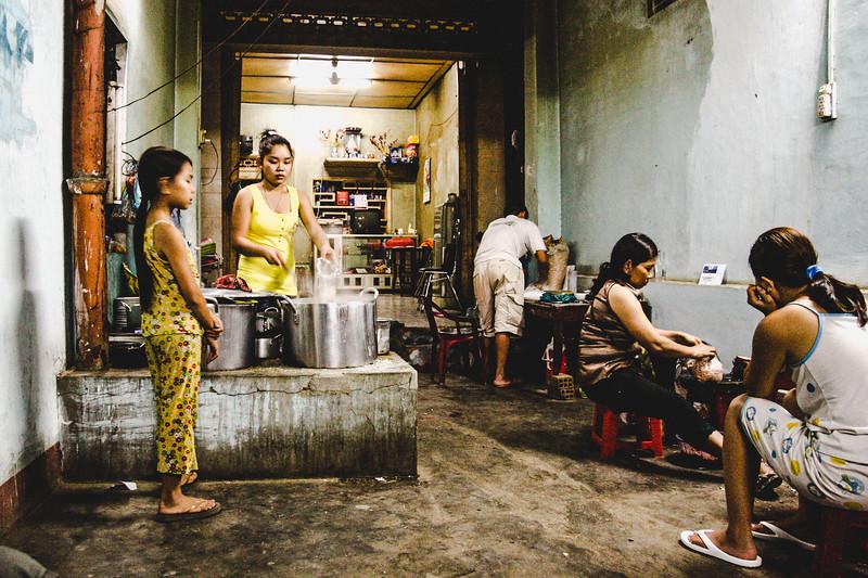 Local  Vietnamese Restaurant