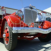 American LaFrance fire truck