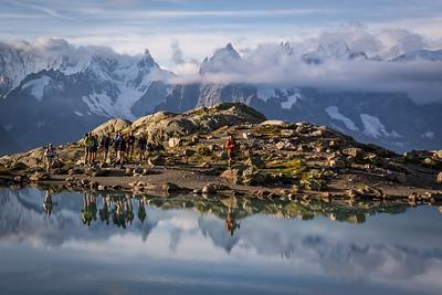 Alpine Mornings