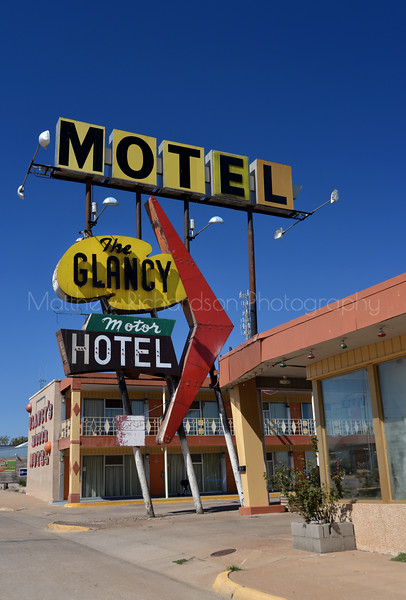 on old Route 66