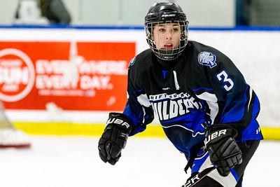 December 29, 2017 - Calgary, AB - 2017-2018 Mac's AAA Midget Hockey Tournament - Max Bell Centre Arenas. Female Game #12: Regina Rebels vs. Swift Current Wildcats.