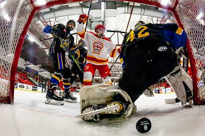 Game 39 - Bampton 45s vs. Calgary Flames