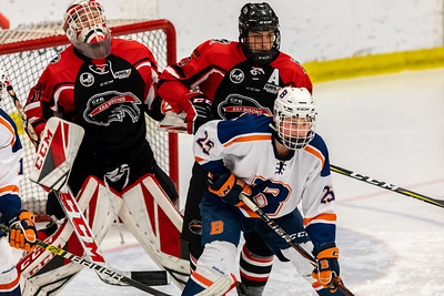 QTR Final Game 51 - Saskatoon Blazers vs. Airdrie CFR Bisons