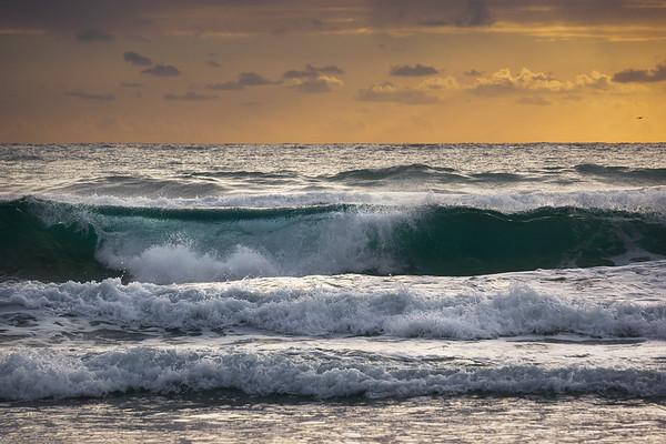 Rumbling wave