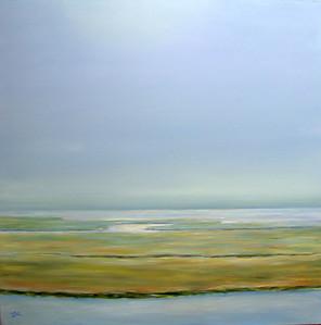 Cape Marsh  - Misty Morning