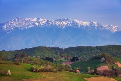 Holbav, Romania