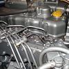 port side engine aft