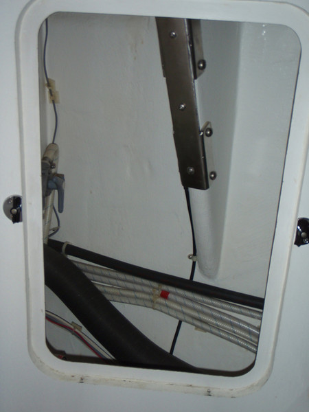 port forward chainplate