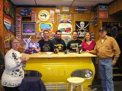 British Invasion at the Econo-Bar!